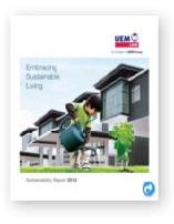 UEM Sunrise Sustainability Report 2012