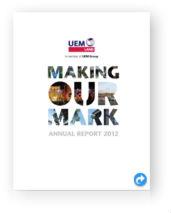 UEM Sunrise Annual Report 2012