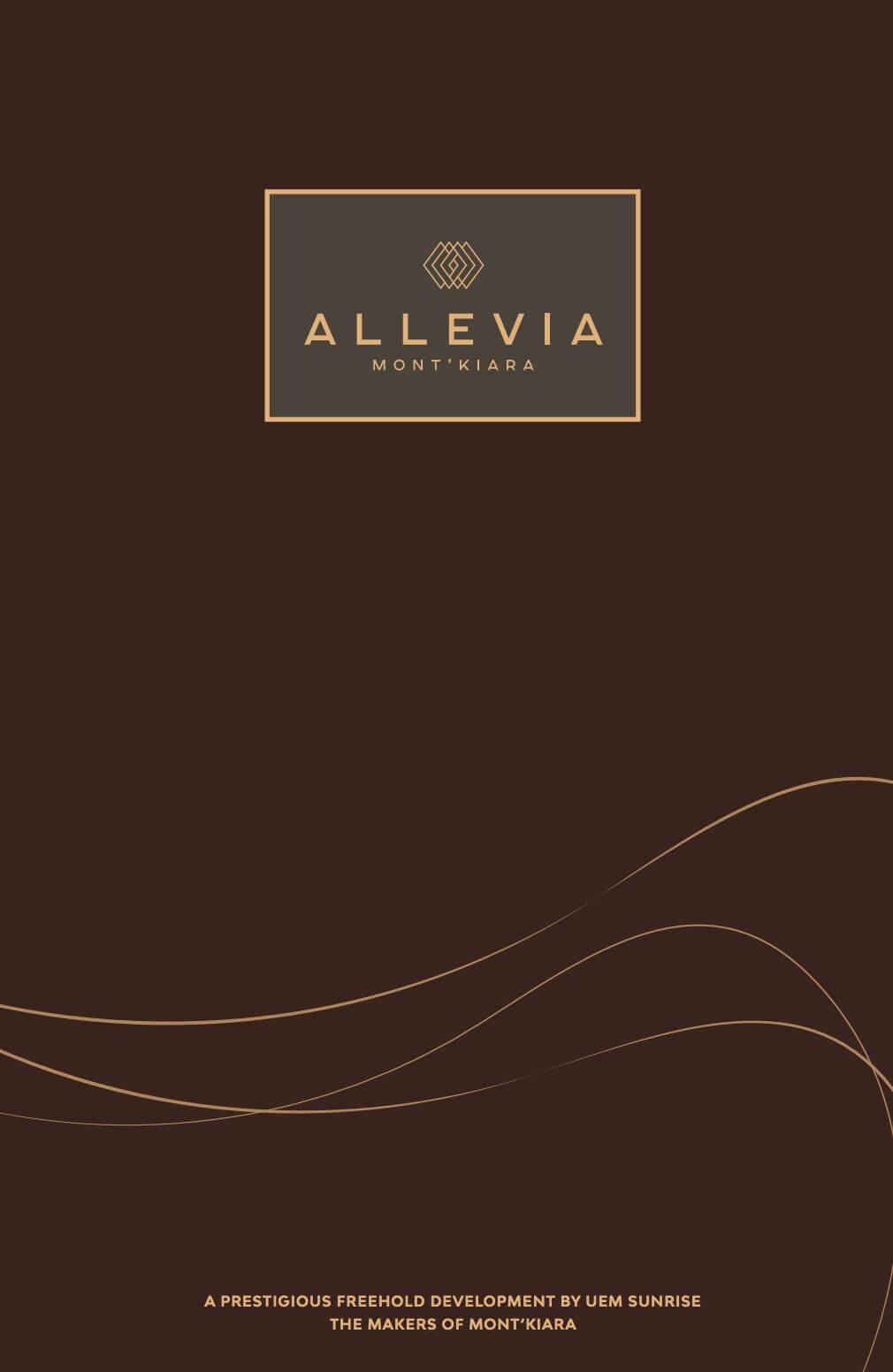 Allevia High-Rise Residentials  Brochure