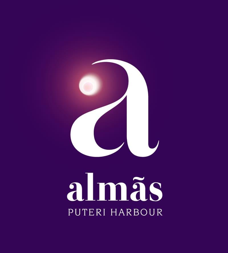 Almãs Suites Logo
