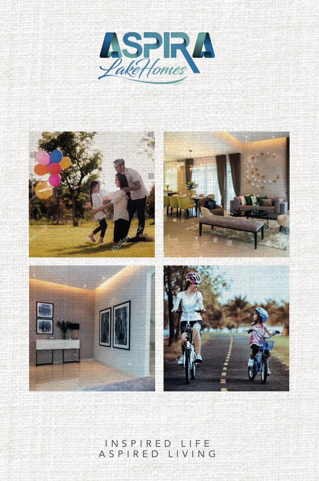 Aspira LakeHomes Brochure