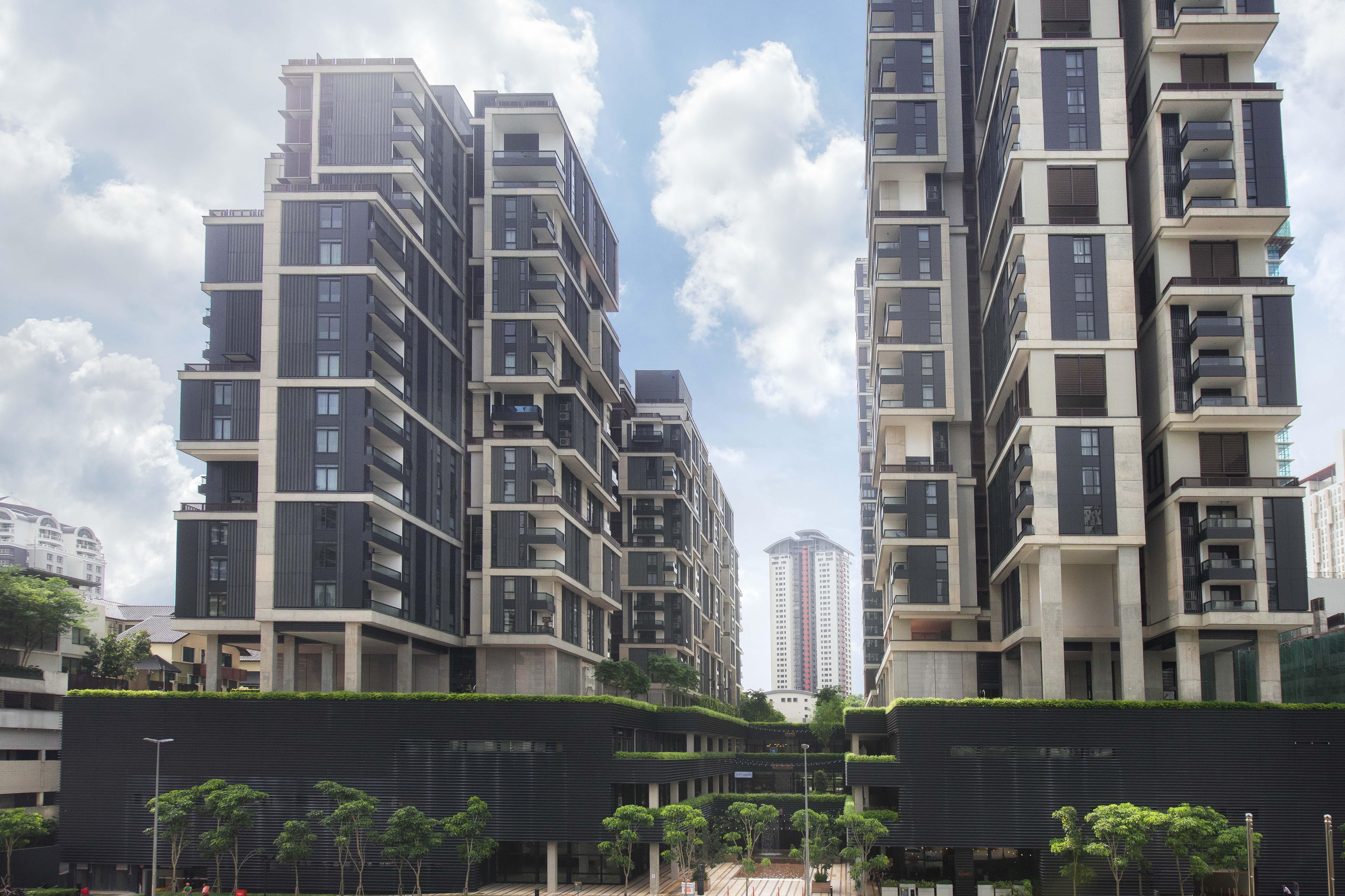 Arcoris Soho High Rise Residential In Mont Kiara Greater Kl Uem Sunrise
