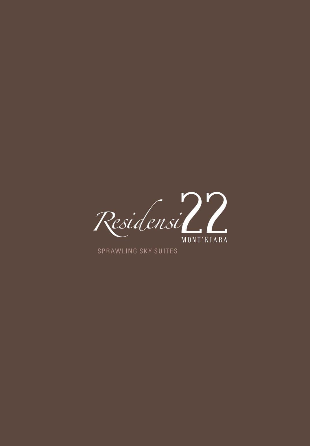 Residensi 22 High-Rise Residentials Brochure