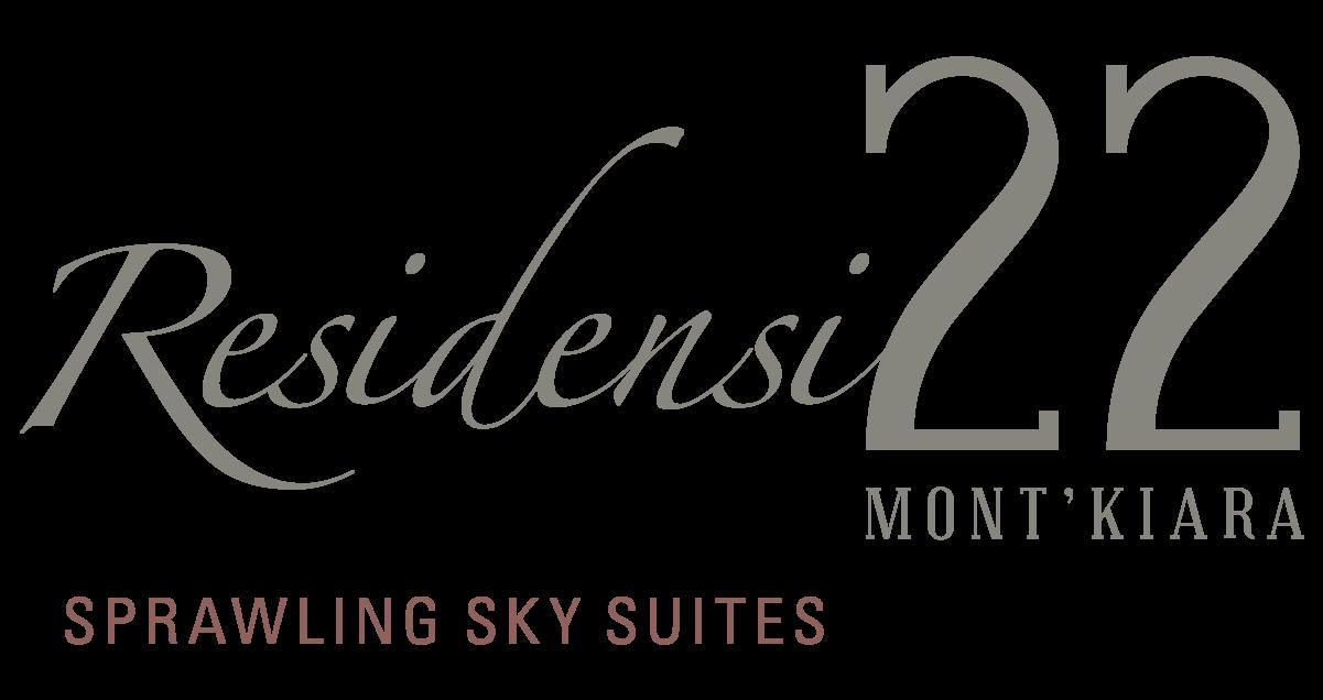 Residensi 22 High-Rise Residentials Logo