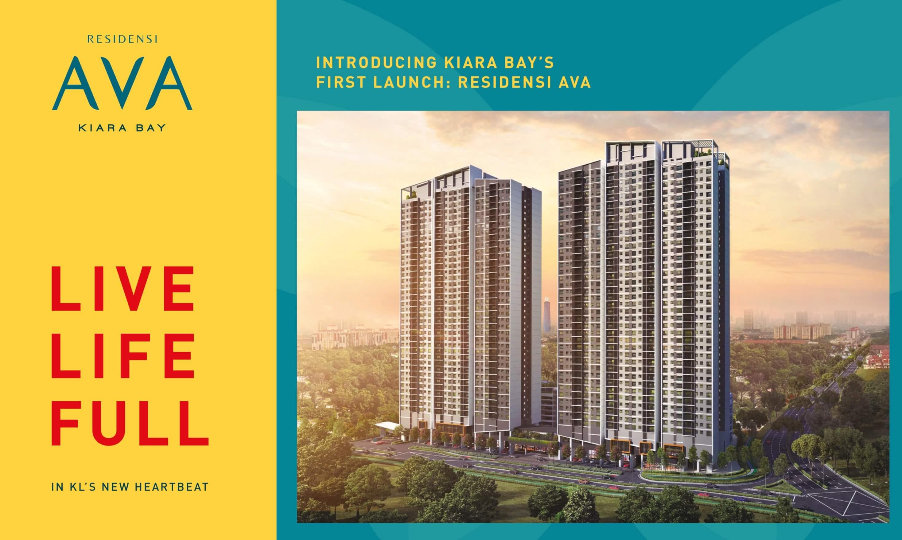 Residensi AVA Brochure