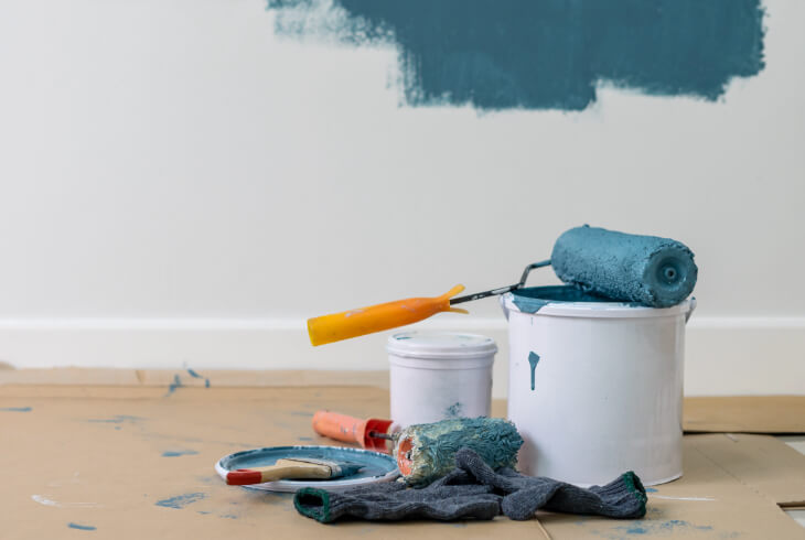 Guide to repainting your Room like a Pro